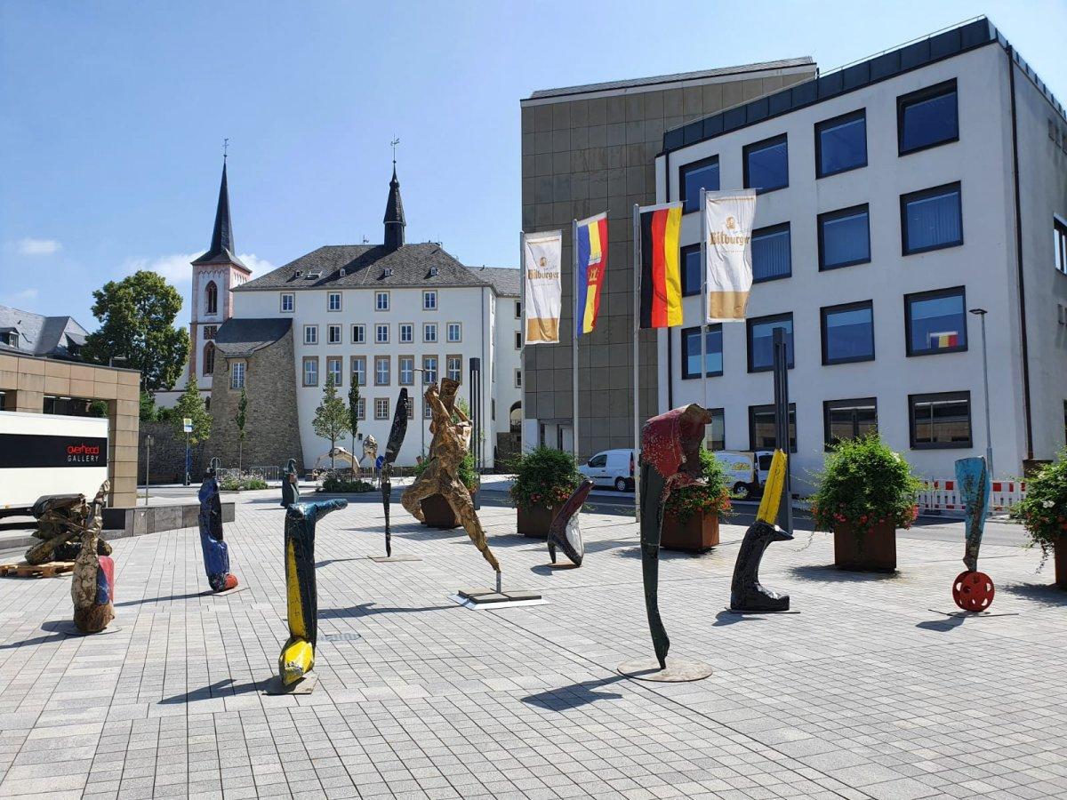 Bitburg ART - Kunstausstellung in Bitburg